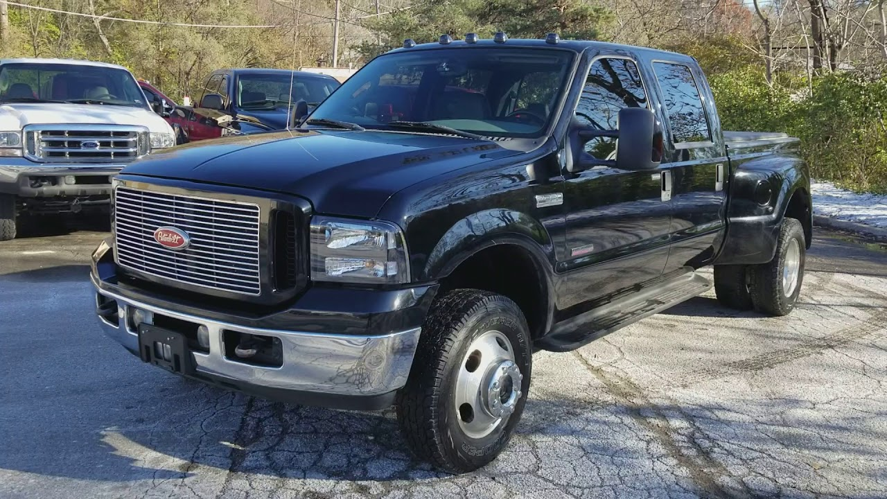 F250 Short Bed For Sale >> 2005 Ford F350 4x4 Lariat Short Bed Dually Bullet Proof Studs Deleted For Sale