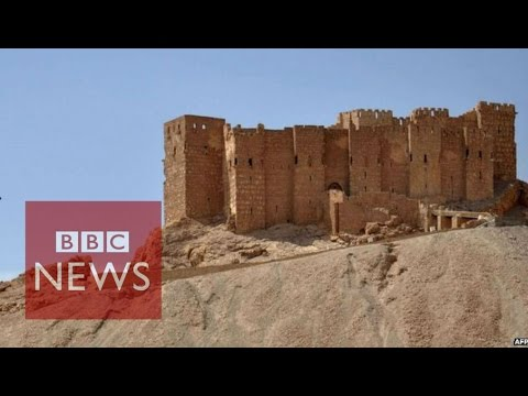 Syria's Palmyra 'in Islamic State hands '- BBC News