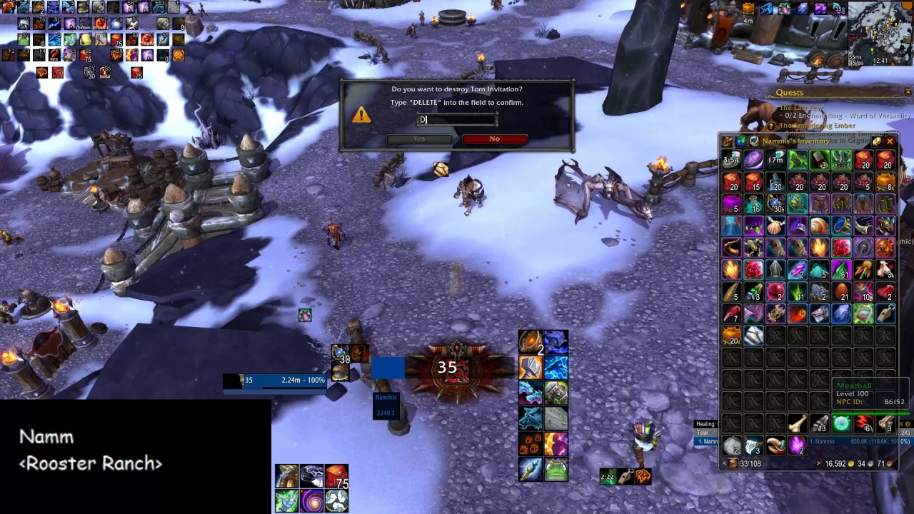 how to get llothien prowler youtube