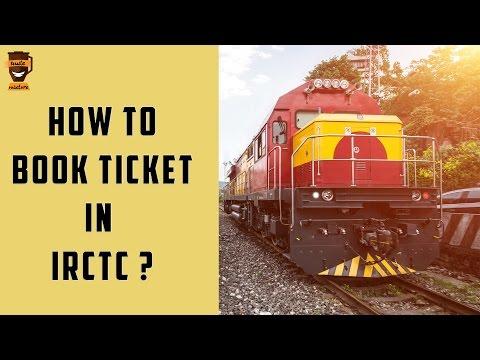 How to Book Tickets in IRCTC  | Eppudi Eppudi - #16 | Smile Mixture