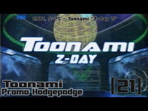 Restoration[21]: 2001, 5-25 - Toonami