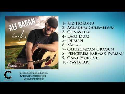 Ali Baran -  Ağladum Gülemedum