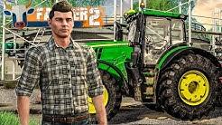 LS19 FarmerTown 2 #52: Die BIOGASANLAGE wird gebaut! | LANDWIRTSCHAFTS SIMULATOR 19