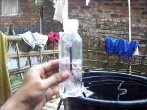 Air Mancur - Hukum Boyle
