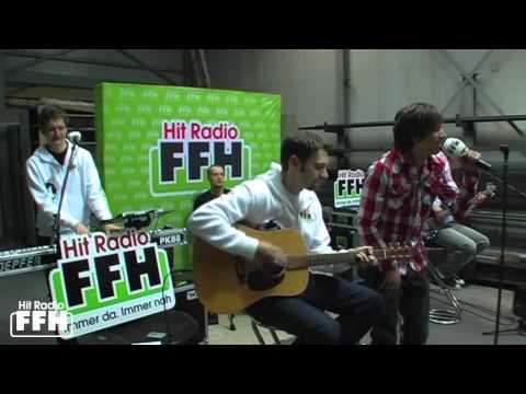 """FFH-TV: Die """"Guten Morgen, Hessen!""""-Band rockt die Schlosserei..."""