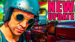 NEW UPDATE! ⚠️Playerunknown's Battlegrounds Squads Gameplay⚠️ Battlegrounds Update Gameplay