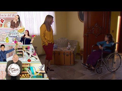 La abuela de Ivana la deja en silla de ruedas | Muchas flor en primavera... | Como dice el dicho