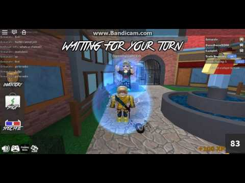 roblox - murder mystery 2 - how to use radio without robux