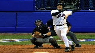 1999 NLDS Gm4: Todd Pratt sends the Mets to the NLCS with a game-winning home run in the 10th