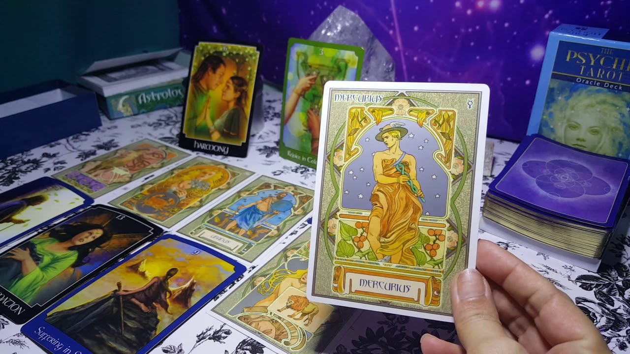 August Love Tarot - Cancer - Twin Flame - Tantric Union