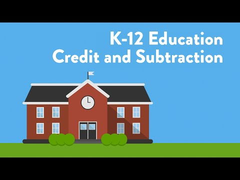 Minnesota K-12 Education Credit and Subtraction