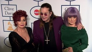 Sharon Osbourne Is Proud of Kelly For Sharing Ozzy