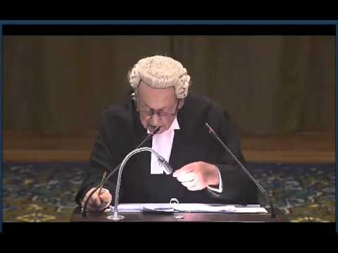The International Court Of Justice- Timor leste vs Australia