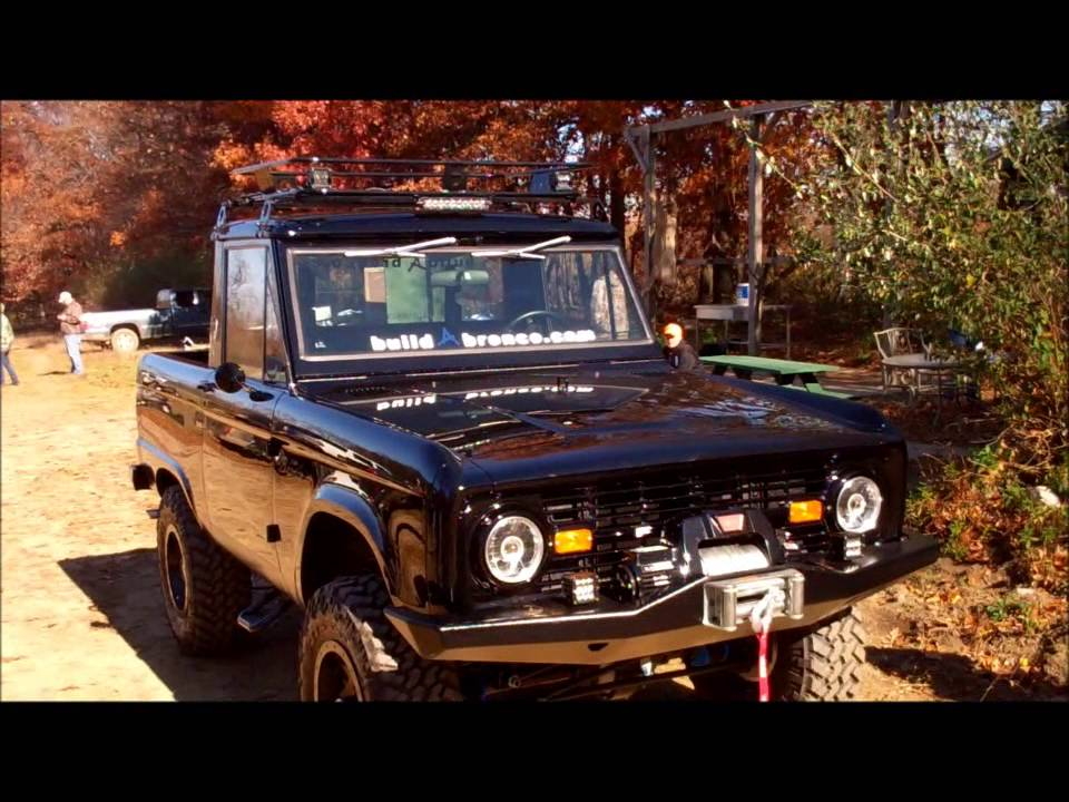 The Ted Nugent 1966 Ford Bronco Project from buildAbronco ...