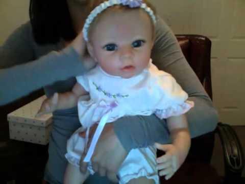 baby chloe from ashton drake (artist linda murray)