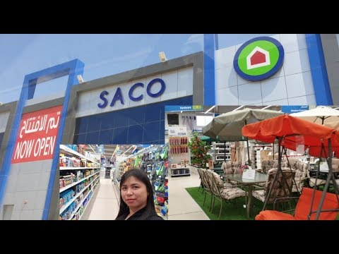 NEW SACO STORE IN JUBAIL