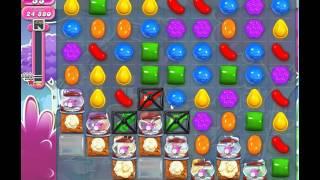 Candy Crush Saga, Level 1249, 3 Stars, No Boosters