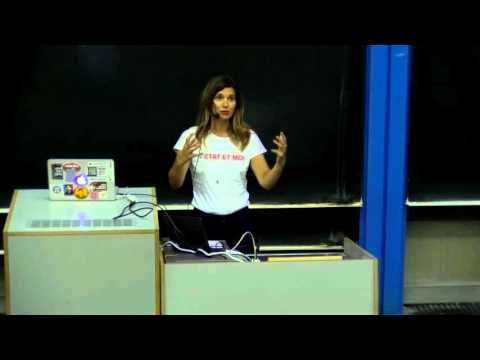 Keynote Angela Richter at ownCloud Contributor Conference 2015