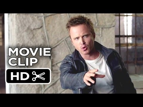 Need For Speed Movie CLIP - 44 Hours and 59 Minutes - (2014) - Aaron Paul Racing Movie HD