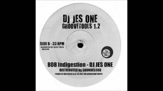 808 INDIGESTION   DJ JES ONE   GROOVE TOOLS 1 2
