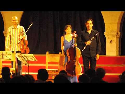 Brahms clarinet quintet 1st mov-1