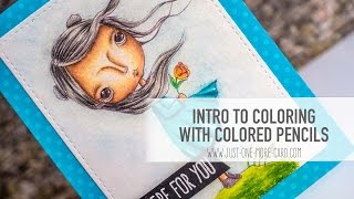 Coloring with Pencils - Tips and Tricks