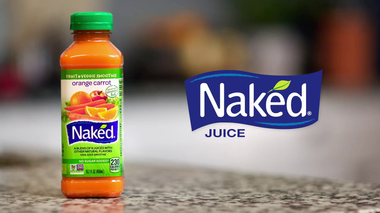 Newest Naked Juice AD | I am currently working on a new