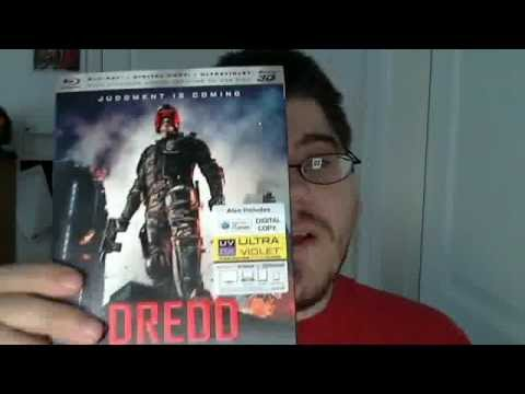 •· Free Streaming Dredd [DVD + Digital Copy + UltraViolet]
