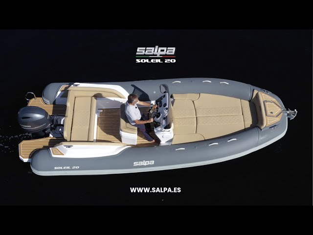 SALPA SOLEIL 20