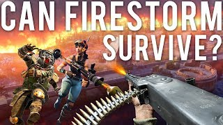 Can Battlefield Firestorm survive in a free to play world?