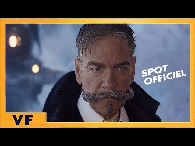 Le Crime de l'Orient Express | Spot Train [Officiel] VF HD | 2017