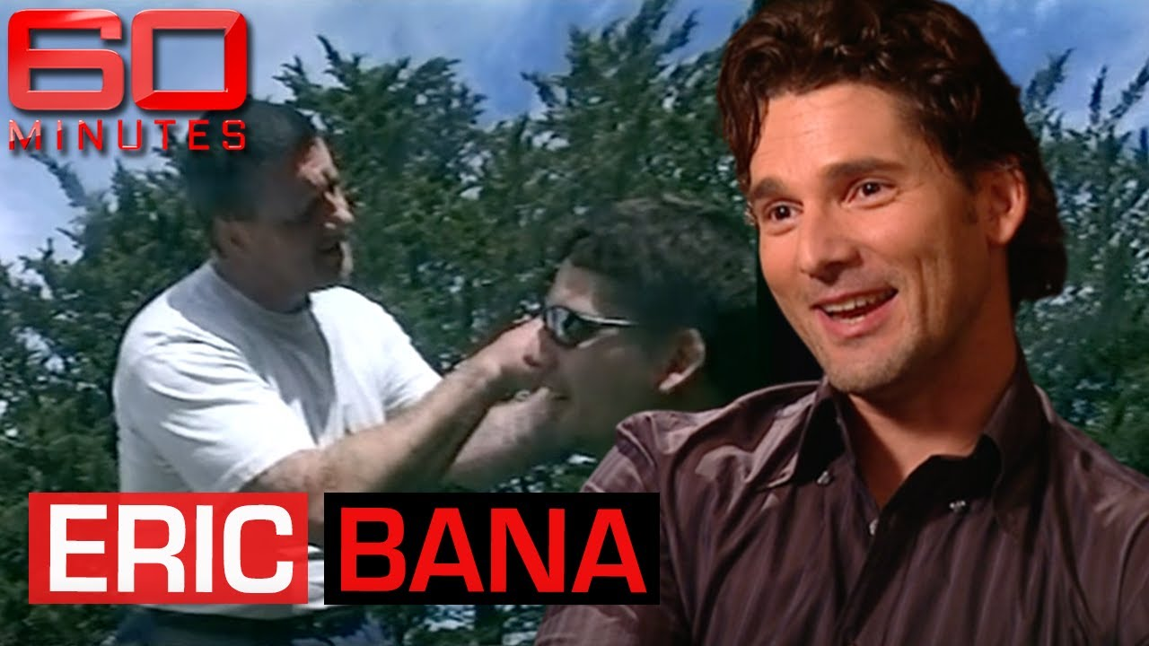 "Eric Bana on studying and portraying criminal Mark ""Chopper"" Read 