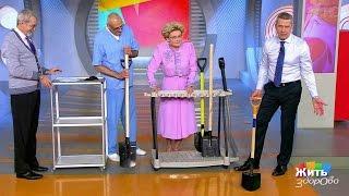видео Лопаты штыковые и совковые. Лопаты для уборки снега