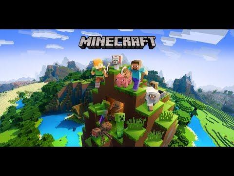 Minecraft. Стрим #4