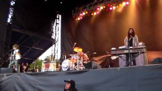 Wolfmother How Many Times LIVE at Memphis in May 2014