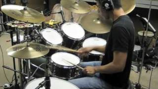 """Jai Ho"" - by A.R. Rahman & The Pussycat Dolls - Drums by Kaz Mogi"
