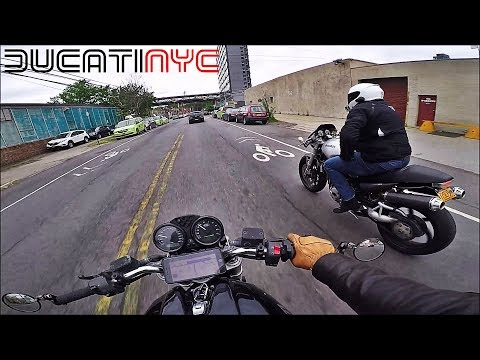 Brooklyn To Washington Bridge W DJ Motovlogs -DCC1- Dual VloggyVLOG V457
