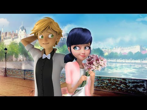 Miraculous Ladybug Speededit: First Date | Adrinette
