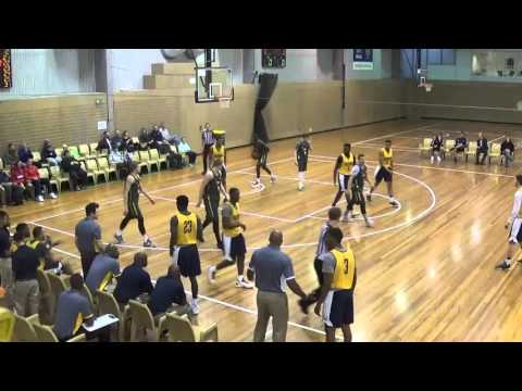 Basketball Australia Centre of Excellence v California Bears 2015