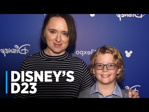 INCREDIBLES 2: Sarah Vowell, Huck Milner at Disney's D23 2017