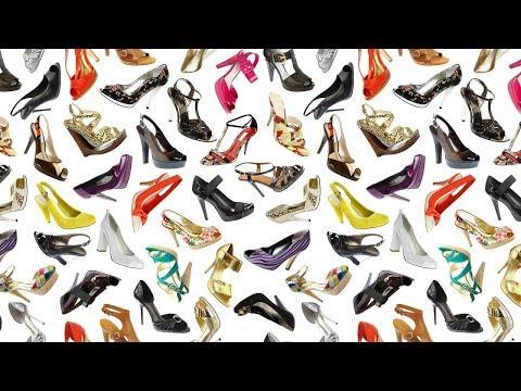 ВИДЫ ЖЕНСКОЙ ОБУВИ ФОТО И НАЗВАНИЯ Модный Словарь Терминов Обуви  Fashion Glossary of Shoes...
