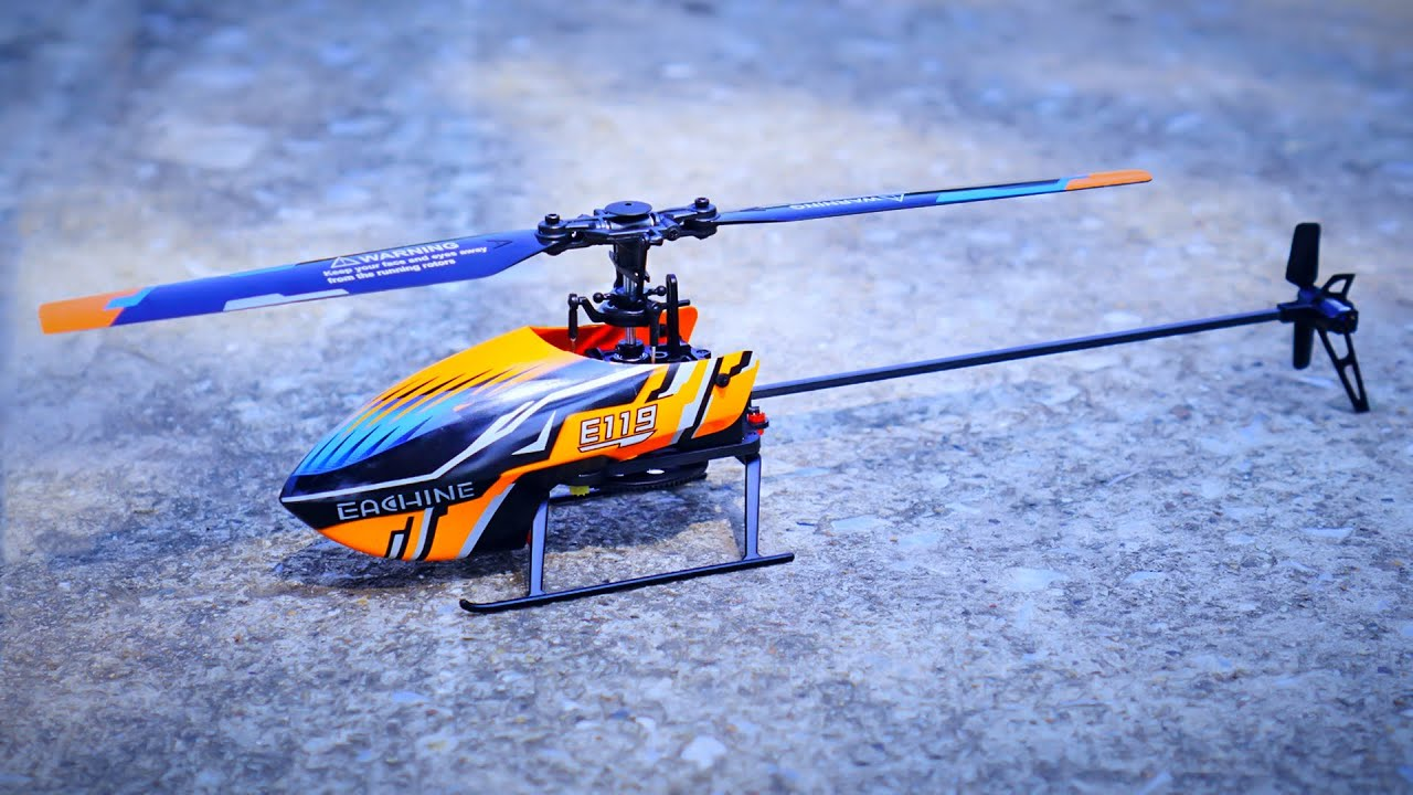 RC Helicopter Unboxing Remote Control Toy H Producer