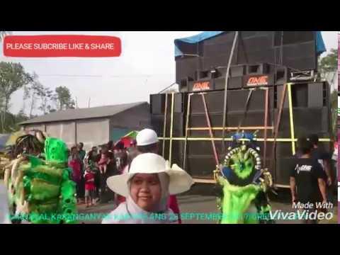 ONE ART SOUND SYSTEM AUDIO Karnaval Karanganyar Kab Malang 28 September 2017