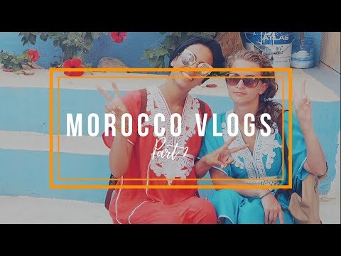 MOROCCO VLOG PART 2 | AGADIR, PARADISE VALLEY, TAGHAZOUT | BY SALMAA
