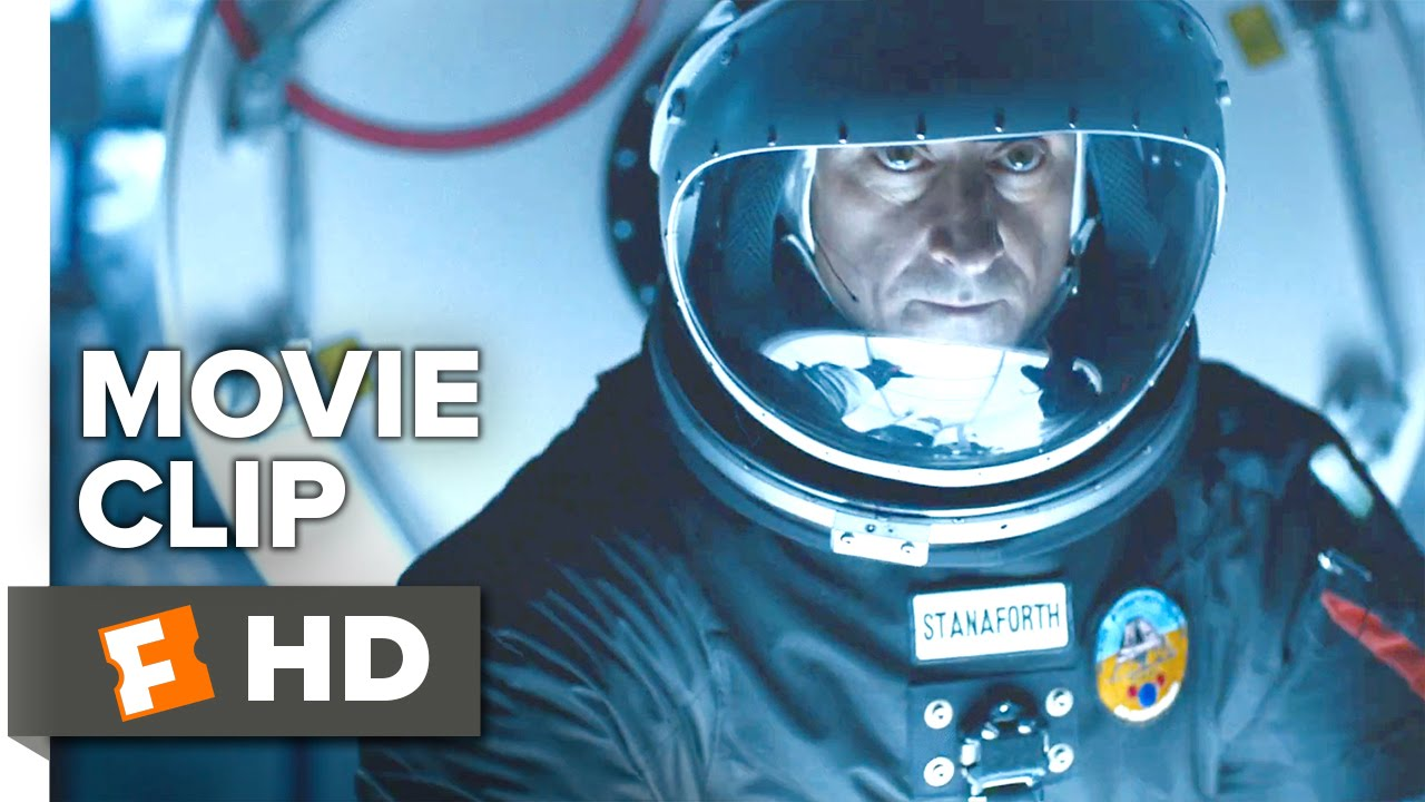Download Approaching the Unknown Movie CLIP - Space Station (2016) - Mark Strong, Luke Wilson Movie HD