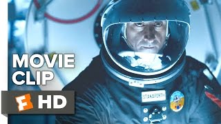 Approaching the Unknown Movie CLIP - Space Station (2016) - Mark Strong, Luke Wilson Movie HD