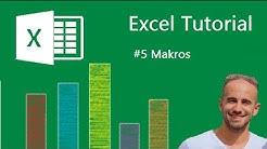 Excel Makros - Einfach erstellen