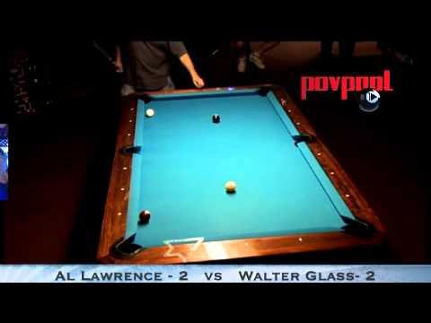 FINAL MATCH - Pots & Pans / Walter Glass vs Al Lawrence