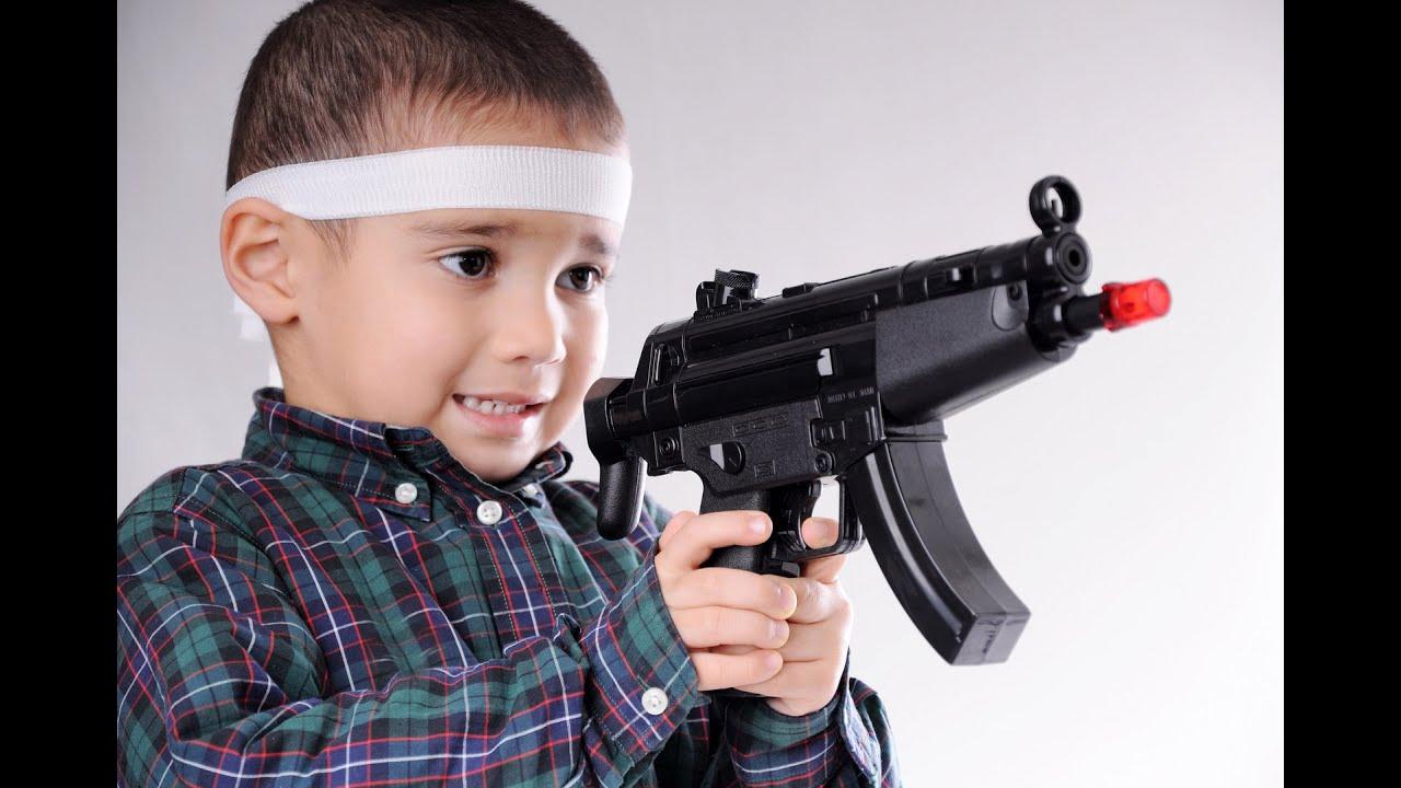 how to shoot a bb gun rifle