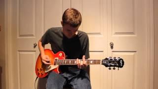 Rush - La Villa Strangiato Guitar Cover
